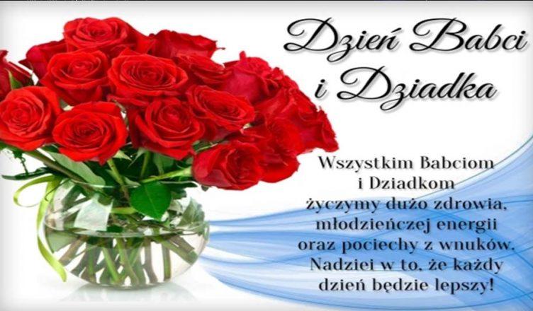 Życzenia z okazji Dnia Babci i Dziadka 2015 – Str@żów.pl